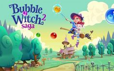 Bubble Witch 2 Saga Apk 1.54.4 Full Download
