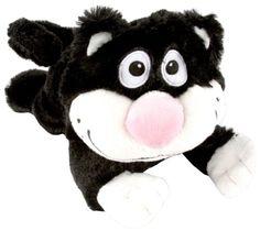 Best Cat Toys    Chuckle Buddies Cat Electronic Plush     Click 3d5ab2b31e30