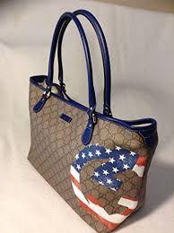 Gucci USA Flag Collection Handbag