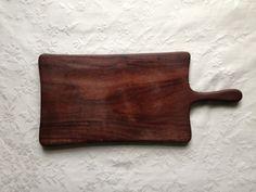 Reclaimed Walnut Breadboard.