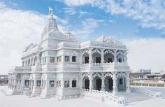 Vrindavan is a place where lord Krishna is said to have spent his childhood days