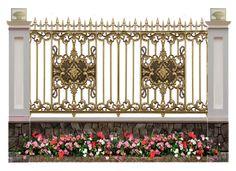 HÀNG RÀO NHÔM ĐÚC ĐỘC ĐÁO, SANG TRỌNG VÀ AN TOÀN NHẤT -  Các mẫu hàng rào mới nhất không những đảm bảo an toàn mà còn giúp bạn tạo vẻ ngoài độ sộ cùng phong cách riêng phù hợp với không gian chung của ngôi nhà. http://thinhvuonghouse.com/hang-rao-nhom-duc