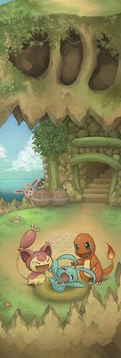 I love the Mystery Dungeon games :D