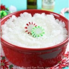 Foot Soak Recipes - An Easy Craft for Kids to Make - Ruffles and Rain Boots