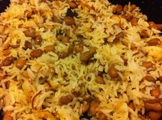 Recipe: Quick Beans and Rice