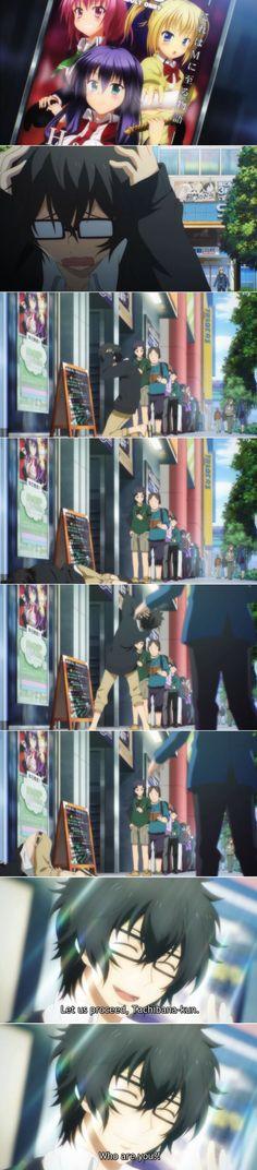 oh my god Tooru, get a grip - Aoharu x Kikanjuu