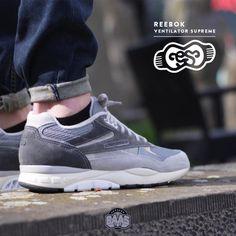 #reebok #garbstore #reeboksupreme #supreme #ventilator #reebokkendrick #reeboklamar #reebokgarbstore #sneakerbaas #baasbovenbaas  Reebok Ventilator Supreme X Garbstore - Now available - Priced at 139.95 Euro  For more info about your order please send an e-mail to webshop #sneakerbaas.com!