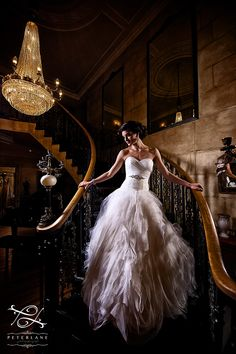 Hollywood Dreams Wedding dress by London Wedding Photographer Peter Lane. Apply a discount to your wedding photography with email subject: Pinterest. http://peterlanephotography.co.uk