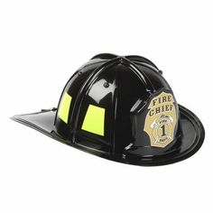Children's Firefighter Helmet, One Size, Black *** Check out this great product.