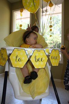 Benutzerdefinierte digitale Banner Biene von PrintablesByBee