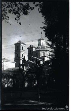 Fotografía antigua: MURCIA 1951. NEGATIVO FOTOGRÁFICO B/N, 6x9 CM. ORIGINAL. INEDITO. PERFECTO. - Foto 1 - 57627133