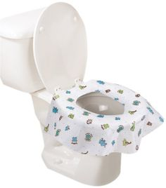 95d003c3270 Summer Infant Keep Me Clean Disposable Potty Protectors