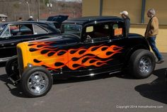 Summer Knights 23rd Annual Benefit Car Show and Swap Meet | Hotrod Hotline