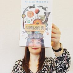 syossetlibrarySunny Side Up for #bookfacefriday! #syosset #library #librariesofinstagram #syossetbookface #bookstagram #sunnysideup #marionroberts #books #childrensbooks #bookface #bookcovers