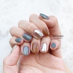 Semi-permanent varnish, false nails, patches: which manicure to choose? - My Nails Love Nails, How To Do Nails, Nail Polish Art, Bridal Nails, Gel Nail Designs, Stylish Nails, Nail Manicure, Nails Inspiration, Beauty Nails