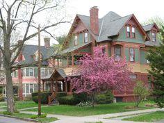 Dartmouth Terrace, McKnight, Springfield, MA