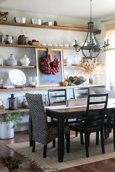 Fall Home Tour: Part Three | The Wood Grain Cottage