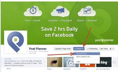 """fans will see ALL your posts if they simply turn on the """"Get Notifications"""" feature for your page. Schedule Facebook Posts, Wicked Ways, Facebook Marketing, The Only Way, Cover Photos, Good To Know, Online Business, Bubbles, Social Media"""