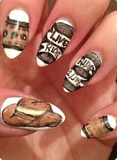 Country nails makeup nails pinterest country nails camo country nails prinsesfo Gallery