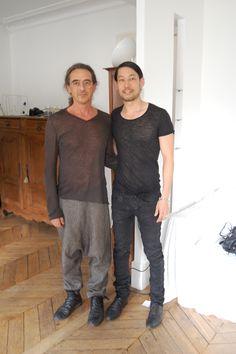 Maurizio Amadei + theaddict