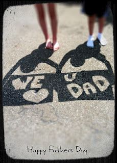 Father's Day Photo Ideas, Creative Photography  I am SOOO putting together a creative photography album just for fathers day!!! :D <3 I love this idea! But it says Seniors and what year they gradurate!
