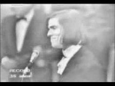 """Ronnie Von cantando """"A Praça"""" - 1967"""