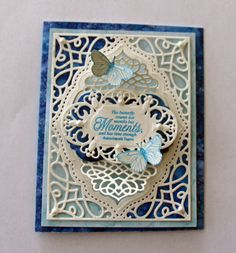 spellbinders a2 tranquil moments | Home > Products > A2 Tranquil Moments Dies