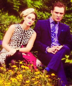 Chuck Bass and Blair Best dressed couple ever! Gossip Girl Fashion, Chuck Blair, Blair Waldorf, Delena, Best Couple, Reaction Pictures, Favorite Tv Shows, Movie Tv, Nice Dresses