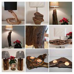 Wood Watch, Instagram, Driftwood Lamp, Wooden Clock