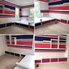 California Closets, Loft, Bed, Furniture, Home Decor, Decoration Home, Stream Bed, Room Decor, Lofts