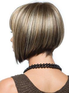 chic medium simple hair styles 2