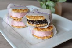 Ice-cream Love: DIY Ice-Cream Sandwich