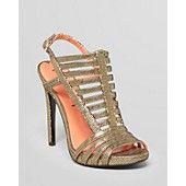 Via Spiga Evening Sandals - Norine High Heel