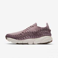 4d8cf2ecb5cf7 Damen Schuhe Nike Air Footscape Woven Rosa Schuhe DE112939 Am billigsten
