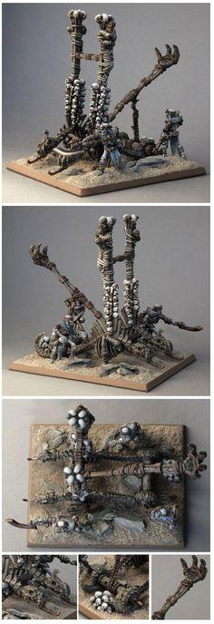 Skull Catapult (Tomb Kings)