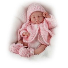 Little Girls Are Heaven Scent Baby Doll Collection
