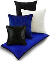 Vince Camuto Milan Decorative Pillow Collection