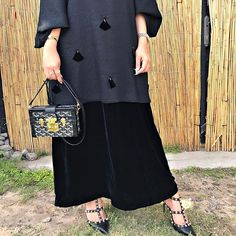we LOVE this abaya on @hibaljasmi /Amaliah.co.uk
