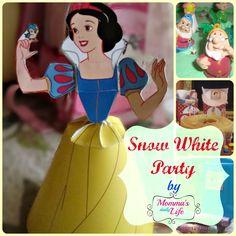 Snow White Party - Ετών 3!