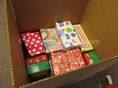 10 Things You Should Know About OCC Shoe Boxes ~ The Momma Knows