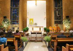 Iglesia Jesús María y José, Chicureo #wedding #deco