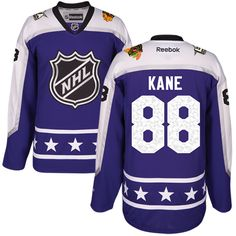 Blackhawks  88 Patrick Kane Purple 2017 All-Star Central Division Stitched  NHL Jersey Tyler 78485c68a