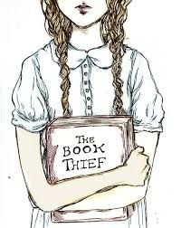 The first book Liesel stole was the Gravediggers Handbook. The man at the cemetery had dropped it after burying her brother. She picked it up and took it with her even though she could not read at the time.