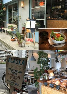 Vegetarian cafe restaurant in Shibuya area Tokyo Japan. Very cool, fresh set lunch and dinners. Best Vegan Restaurants, Tokyo Restaurant, Creative Communications, Beautiful Park, Live In The Now, Tokyo Japan, Lunches And Dinners, Coffee Shop, Vegetarian