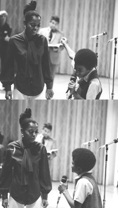 Diana Ross & Michael Jackson