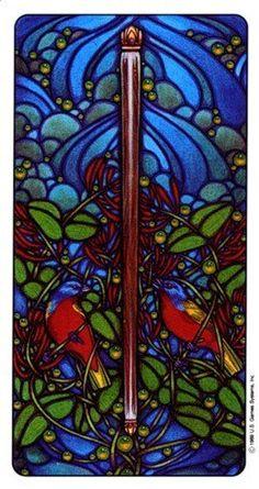 Art Nouveau Tarot – 82 фотографии
