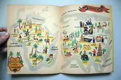 great illustrated maps - Google Search