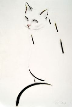Dash Cat by Kellas Campbell
