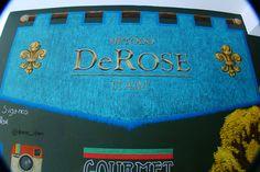 Estandarte do Método DeRose Itaim - pastel seco