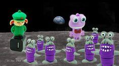 Свин в космосе. Наши флешки на марсе!